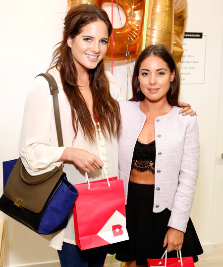 Made In Chelsea girls' designer bags