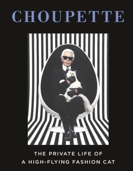 karl lagerfeld choupette - new book - the private life of a high flying cat - day bag - handbag.com