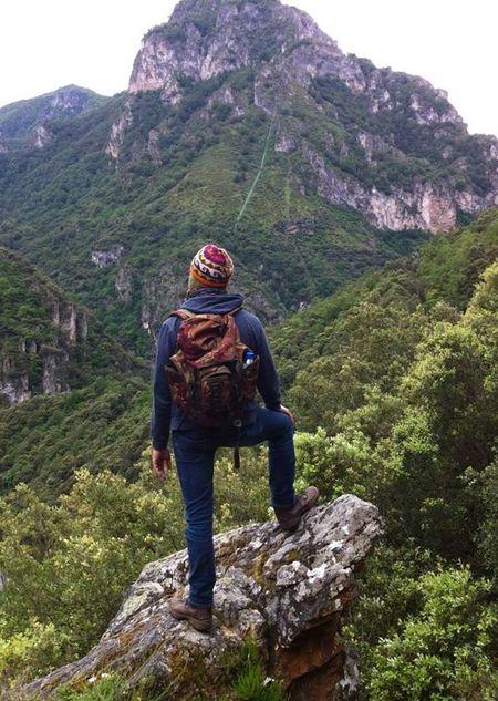Walking in Spirit walking holiday - mindfulness - wellbeing holidays - travel review - handbag.com