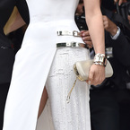 Thoughts on JLo's trouser dress?