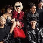 Rita Ora swaps Cavalli for DKNY ad