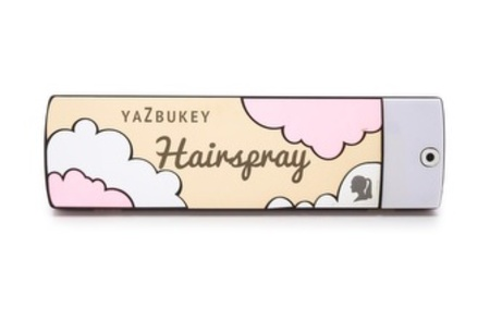 yazbukey hairspray clutch - designer handbags that look like beauty products - shopping bag - handbag