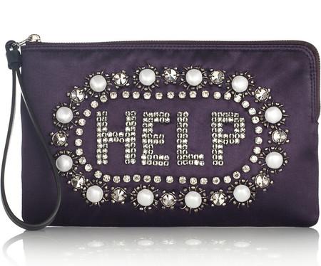 lanvin purple bag - best purple bags - shopping bag - handbag