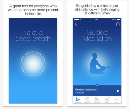 The best apps for health, wellness and calm -mindfullness - medidation and calm - handbag.com
