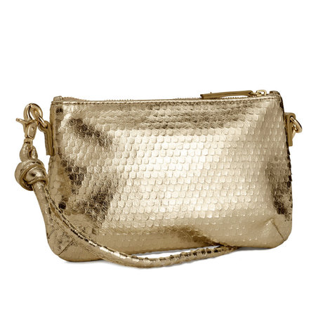 H&M metallic bag - best metallic bags - shopping feature - shopping bag - handbag.com