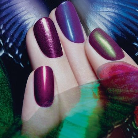 MAC nail technician Marian Newman's top nail care tips - mac transformations nails - beauty bag - handbag
