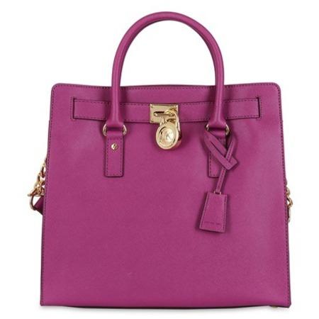 micahel kors purple bag - best purple bags - shopping bag - handbag