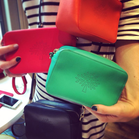 mulberry-small crossbody bags-spring summer 2015-colourful handbags-orange-green-red-handbag.com