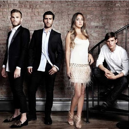 New Cast members of Made In Chelsea - group shot - new york characters - handbag.com