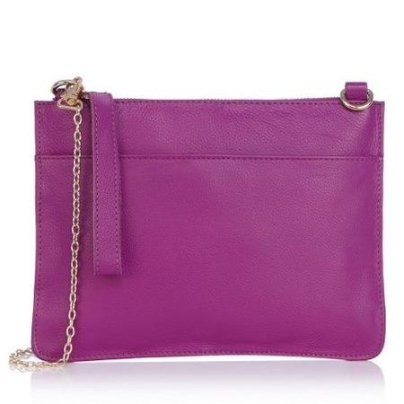 oasis purple bag - best purple bags - shopping bag - handbag