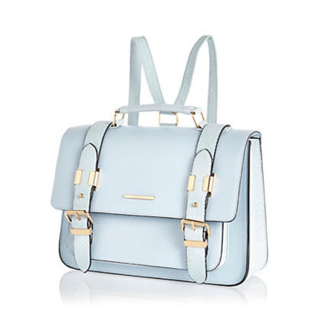 River Island - best cheap backpacks under £40- shopping feature - shopping bag - handbag.com