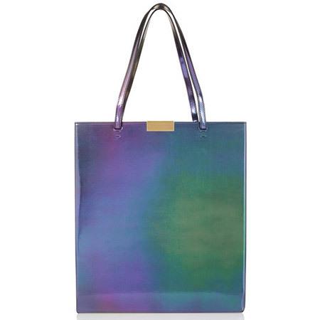 stella mccartney purple bag - best purple bags - shopping bag - handbag