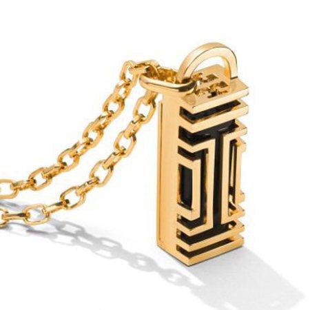 Tory Burch Fitbit pendant