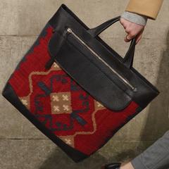 radley handbag-no1 collection-premium leather bag-greenwich large woven carpet bag-blanket trend-high street handbags-handbag.com