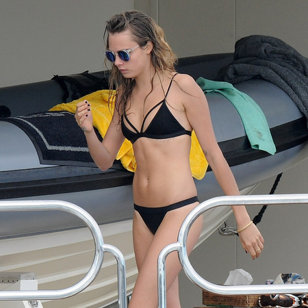 Celebrities hey, they are just always on holiday looking fabulous. Here's the best bikini pictures to inspire your workouts.