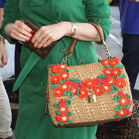 Best celebrity #HandbagSpy pictures July 2014