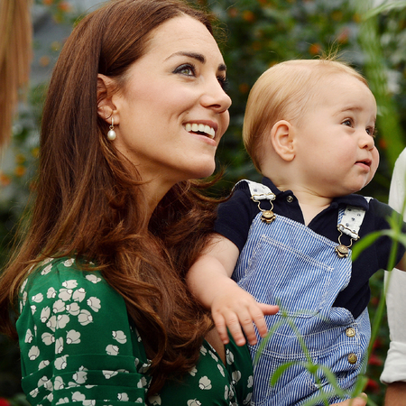 Kate Middleton's green dress has stolen the spotlight from baby Prince George on his first birthday. Want to know where she bought that family portrait frock?