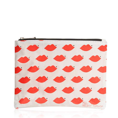 Red lippy project - Topshop - quirky bags if you can't afford a charlotte olympia - shopping feature - shopping bag - handbag.com
