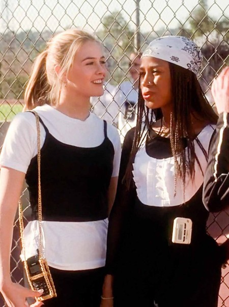 Cher Horowitz phone bag - Shop the best handbags from Clueless - shopping bag - handbag