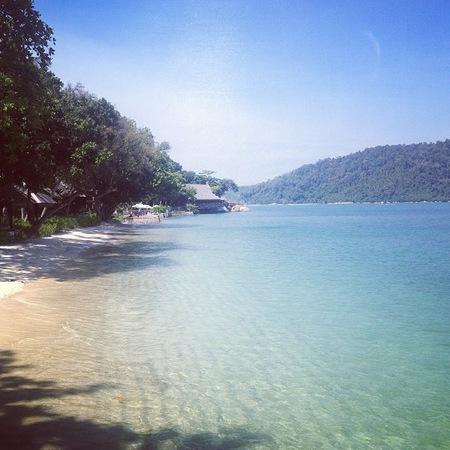 Pangkor Laut resort - Malaysia - travel review - Asia travel ideas - hotel review - handbag.com